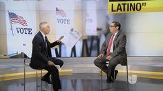 ¿Quien está ganando el voto latino en Estados Unidos?
