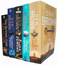 The Dan Brown Collection -  I have enjoyed each of these books. Can't wait to read Inferno next.