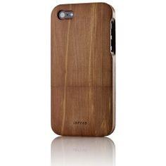 iPhone 5 Holz-Cover Birnbaum