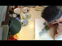 ▶ Kazuo Oga ( 男鹿 和雄 ) - At the Master's Workshop - YouTube
