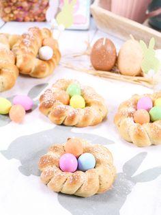 Brioche di Pasqua