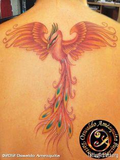 tatoo phoenix | Phoenix Tattoo - Tattoo Artists.org
