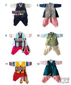 빛깔 고운 한복의 자태 | 주제별/연령별 매거진 | 맘앤앙팡