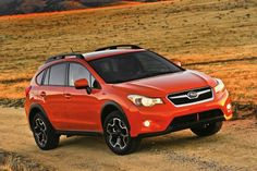 2013 Subaru XV Crosstrek... New from Subaru. A nice little crossover that is affordable.