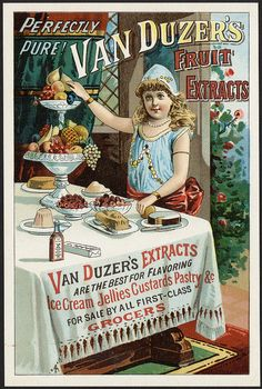Perfectly pure! Van Duzer's fruit extracts [front] | Flickr - Photo Sharing!