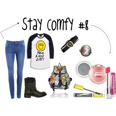 """Stay Comfy #8"" by reemtaha on Polyvore"