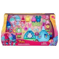 Dreamworks Trolls Poppy's Hair Salon by Hasbro, Multicolor