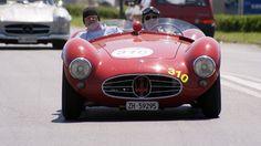 Maserati A6 GCS/53 Fantuzzi (1954)
