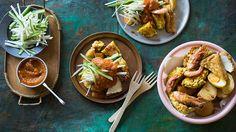 Indian rojak | Salad recipe | SBS Food