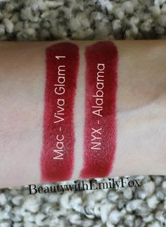 If MAC lipsticks are tough on the wallet, be guided by this MAC lipstick dupes list and start your hunt for budget-friendly lippies. Mac Lipstick Dupes, Eyeshadow Dupes, Skincare Dupes, Lipstick Art, Beauty Dupes, Lipstick Swatches, Lipstick Colors, Mac Dupes, Beauty Products
