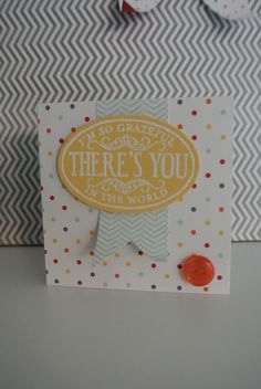 Mini card Cardkit juli/augustus Cards and Scrapping: Chalk Talk, I Am me Stampin' Up