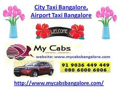 City Taxi Bangalore, Airport Taxi Bangalore | Flickr - Photo Sharing!