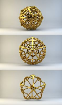 3D model for 3D print #3dPrintedMetal
