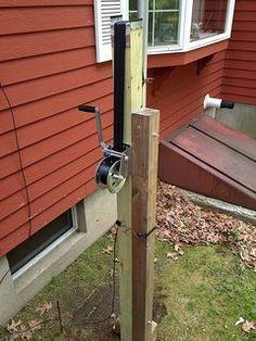 Homebrewing band DIY Push-Up Antenna Mast Diy Tv Antenna, Ham Radio Antenna, Wifi Antenna, Emergency Radio, Emergency Preparedness, Radio Shop, Home Brewing, Telescope, Solar Panels