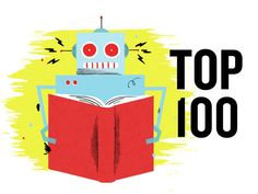 There are many fans of sci-fi at LiveHive, so we love this list of Top 100 Science-Fiction, Fantasy Books
