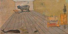 Max Ernst, The Master's Bedroom