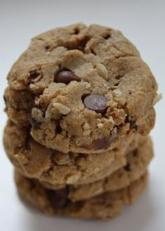 Chewy Almond Butter Cookies | fastPaleo Primal and Paleo Diet Recipes