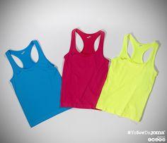 SKIN WOMAN: comodidad y estilo femenino  en el gimnasio  Conjunto de prendas muy cómodas, en versión masculina y femenina e indicadas para el los deportes aeróbicos.  Su principal cualidad es la comodidad. Se trata de prendas fabricadas con un alto porcentaje de elastano y polyamide suave que para que se adapten 100% al cuerpo de manera confortable. El resultado son prendas aerodinámicas que se convierten en una segunda piel para el deportistas.