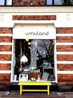 Lovely shops and city tips of Copenhagen -Vesterbro- on ensuus blog -Mumuland-