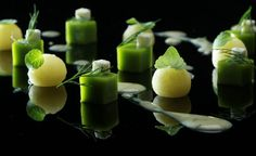 SHOP RECIPES TECHNIQUES RESOURCES RESTAURANTS & BARS FORUM  HOME » BLOG » MOLECULAR GASTRONOMY » INCREDIBLE DISHES FROM 2-MICHELIN STAR FUNK...