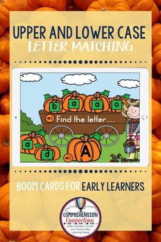 In this game, students will click on the lowercase letters that match the featured uppercase letter. Includes audio support for kindergarten students Upper And Lowercase Letters, Alphabet Letters, Lower Case Letters, Lowercase A, Letter Matching, Common Core Reading, Teaching Technology, Letter Recognition, Alphabet Activities
