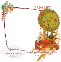 FECNIKÉK: ~~ Farm life QP. & cluster frame