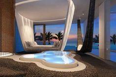 Stunning Bedroom, Iniala Beach House, Thailand