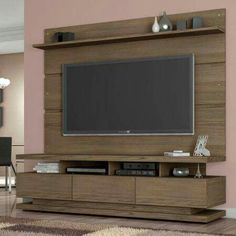 Beautiful Wall Mounted Television Cabinet