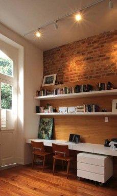 Dupla função: no projeto de Thiago Tavares para uma casa no Humaitá, o trilho combina a iluminação difusa com a focada em objetos