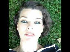 Milla Jovovich video of shooting for - Milla Jovovich, Man Vs, Spiderman, Marvel, Venom, Sexy, Youtube, Women, Amor