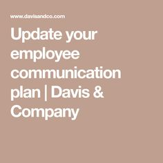 Need To Develop A Strong And Compelling Strategic Communication