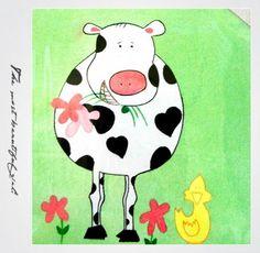 ezebee - Auf der Alm, da steht 'ne Kuh...