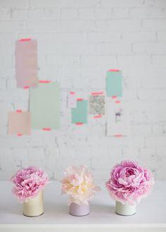 El poder de las flores en la decoración.