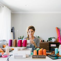 The Art Of The Side Hustle | Brit + Co