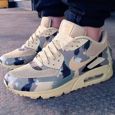 Men's Fashion: My husband is in the Army and would just love these kicks