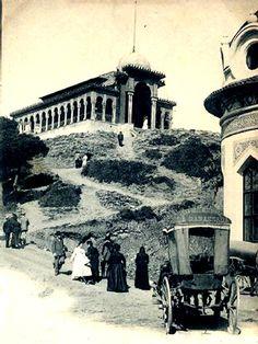 Parque de atracciones del Tibidabo, 1903 - La Barcelona de antes
