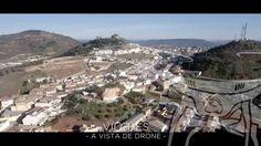 Vilches (Jaén) a vista de Drone Places In Spain, Andalucia, Paris Skyline, Grand Canyon, The Good Place, City Photo, Nature, Travel, Documentaries