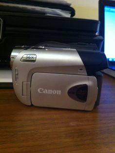Videocamera Canon 2000x Digital