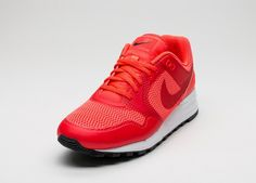 Nike Air Pegasus 89 NS (Bright Crimson / Bright Crimson - White)
