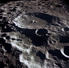 On July 1969 NASA's mission to land on the moon culminated with the Apollo 11 crew Neil Armstrong, Buzz Aldrin, and Michael Collins touching down on lunar soil. Neil Armstrong, Tennesse, Craters On The Moon, Moon Surface, Space Photography, The Far Side, Moon Landing, Outer Space, Solar System
