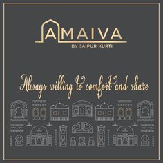 AMAIVA by Jaipur Kurti Launching its First Flagship Store For Womenswear (Inaugration Date: 13th May, 2018, SUNDAY, 11am Onwards, Amrapali Marg, Opp Hotel Royal Lalit, Vaishali Nagar, Jaipur) #kurti#kurta#suitset#palazzo #pants#AMAIVA#Tops#Tunics#Jumpsuit#Leggings#Gharara#Sharara #Dhotipants#dresses#ethnicwear#indianwear#indianfashion #AMAIVAbyJaipurKurti www.jaipurkurti.com/amaiva.html