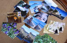 Il memory fai-da-te con le foto di famiglia