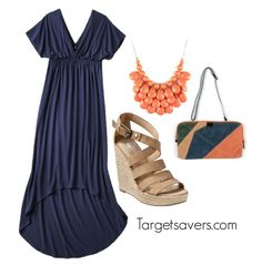 @Ashley Elliott-thought of you.Target Fashion:  Daily Deals $16 Maxi Dress Styled Two Ways