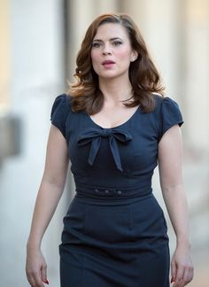 Hayley Atwell Photos Photos - Hayley Atwell visits 'Jimmy Kimmel Live!' - Hayley Atwell Visits 'Jimmy Kimmel Live!'