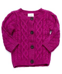Baby Irish Cardigan | Peek Kids Clothing