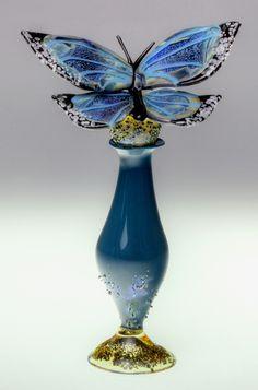 Loy Allen Glass ~ 2012 Bottles