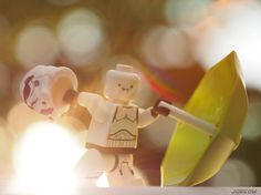 The glow of golden hour after rain.  . #legonofilterfriday #stormtrooperfrank #bokehlicious #bokeh #rainbowlensflare #olympusem5 #lego #minifiguresbigworld #afol #legominifigures #toyslagram_lego #instalego #legostagram #brickcentral #legoart #legography #legogram #joecowlego #brickpichub #bricknetwork #toyartistry_lego #lego_hub #brickshift #vitruvianbrix #stuckinplastic #brickculture #toy_photographers #utahtoycrew #toydiscovery
