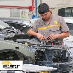 Nuestros expertos están preparados y capacitados para reparar cada detalle de tu #Renaul. Que tengas un #Automovil con excelente funcionamiento es nuestra meta. Concesionario #EuroautosRenault
