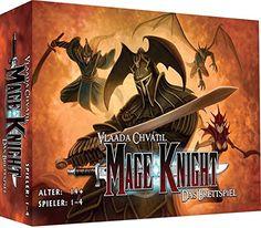 Wizkids 272140 - Mage Knight