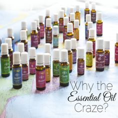 """""""there's an essential oil for that"""" ~ they say...finding the right relationship with oils."""